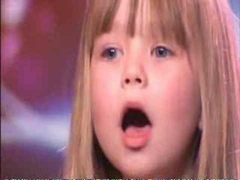 少女の歌声に世界が感動