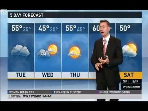 笑い男現る。天気予報を読むはずが笑いが止まらずそれどころじゃない。