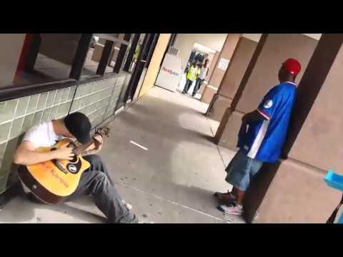 音楽は人種も超えて、人と人の心をつないでくれる!