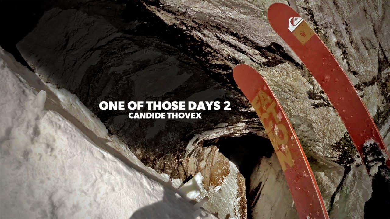 2週間で1千万再生のスキー滑走に度肝