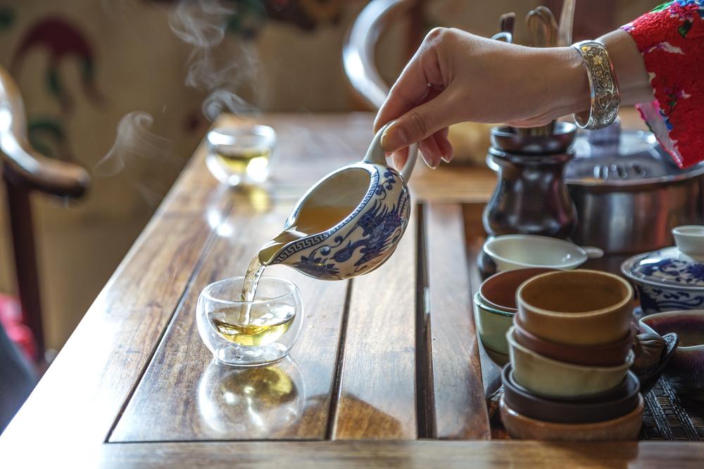 美味しく飲めて綺麗になれる!中国茶の種類と効能